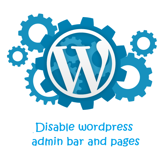Disable wordpress admin