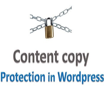 disable Right click and coping content